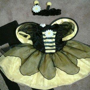 Koala Kids Bumblebee Halloween Costume